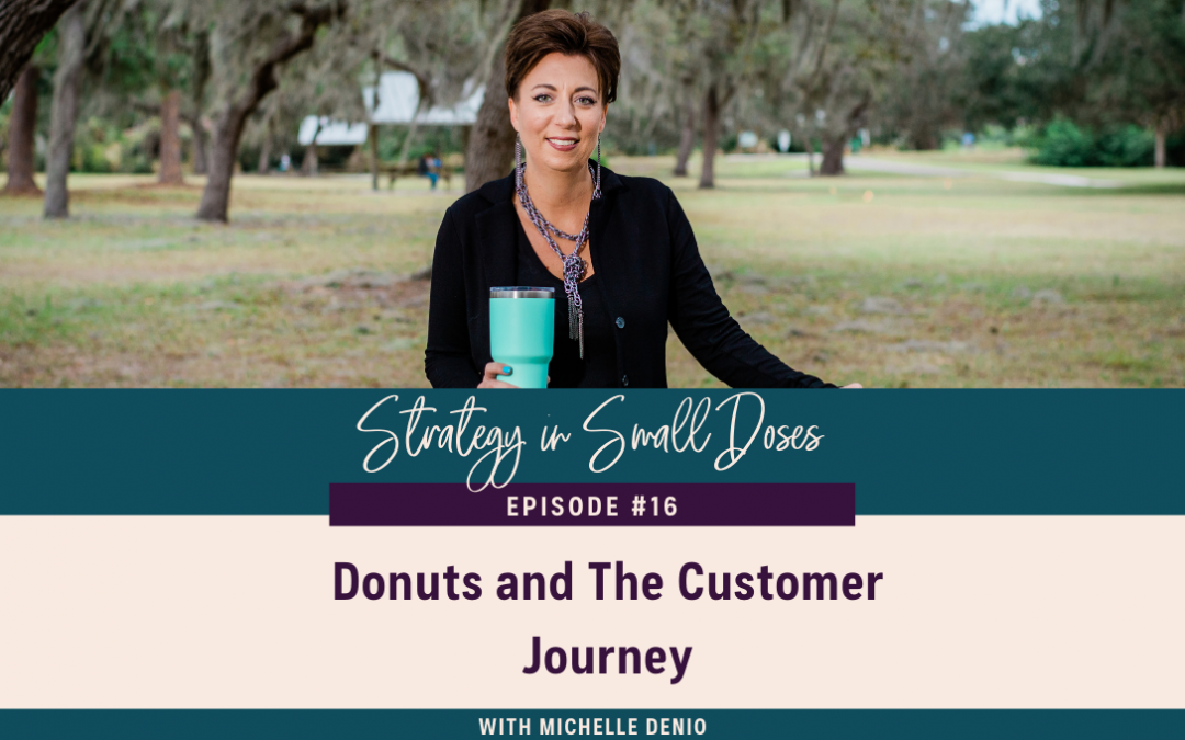 Donuts and The Customer Journey