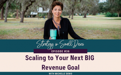Scaling to Your Next BIG Revenue Goal