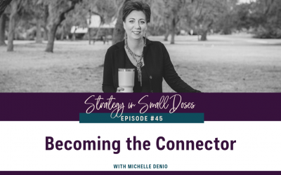Becoming the Connector