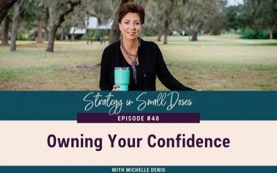 Owning Your Confidence