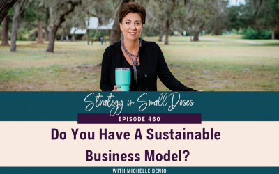 Do You Have A Sustainable Business Model?