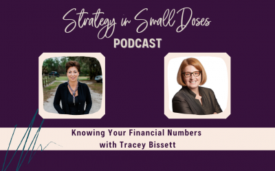 Knowing Your Financial Numbers with Tracey Bissett